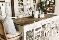Amazing Rustic Dining Room Design Ideas 41