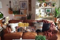 Perfectly Bohemian Living Room Design Ideas 47