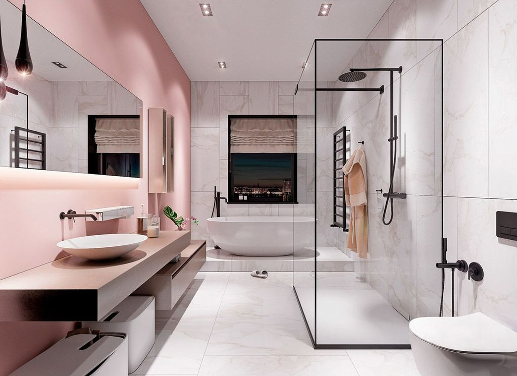 Inspiring Bathroom Interior Design Ideas 27
