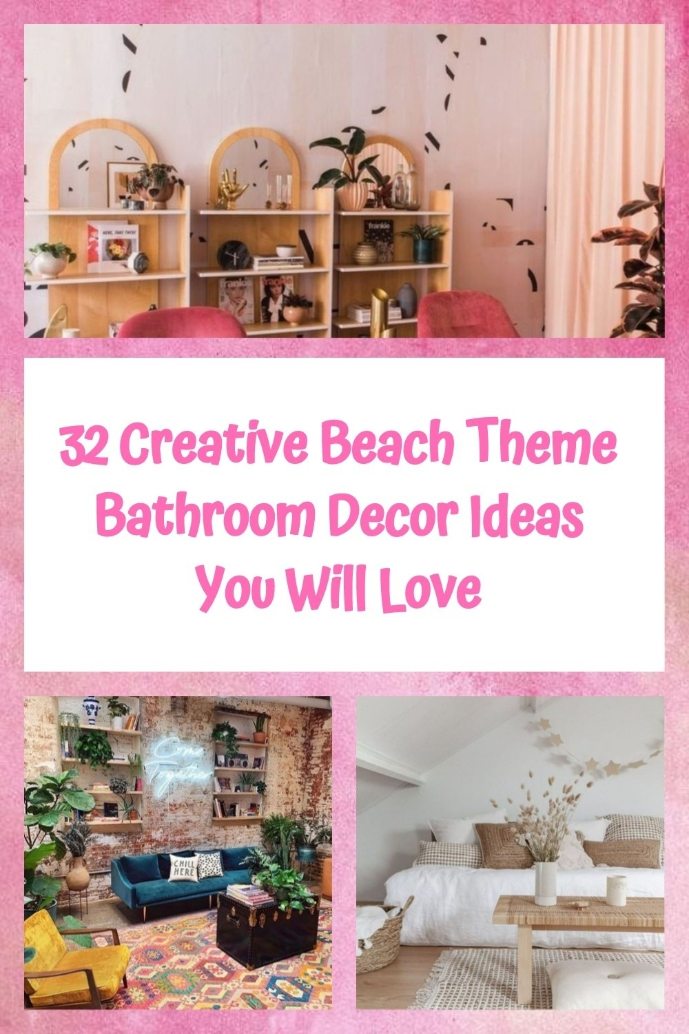 38 Best Summer Interior Design Ideas To Beautify Your Home