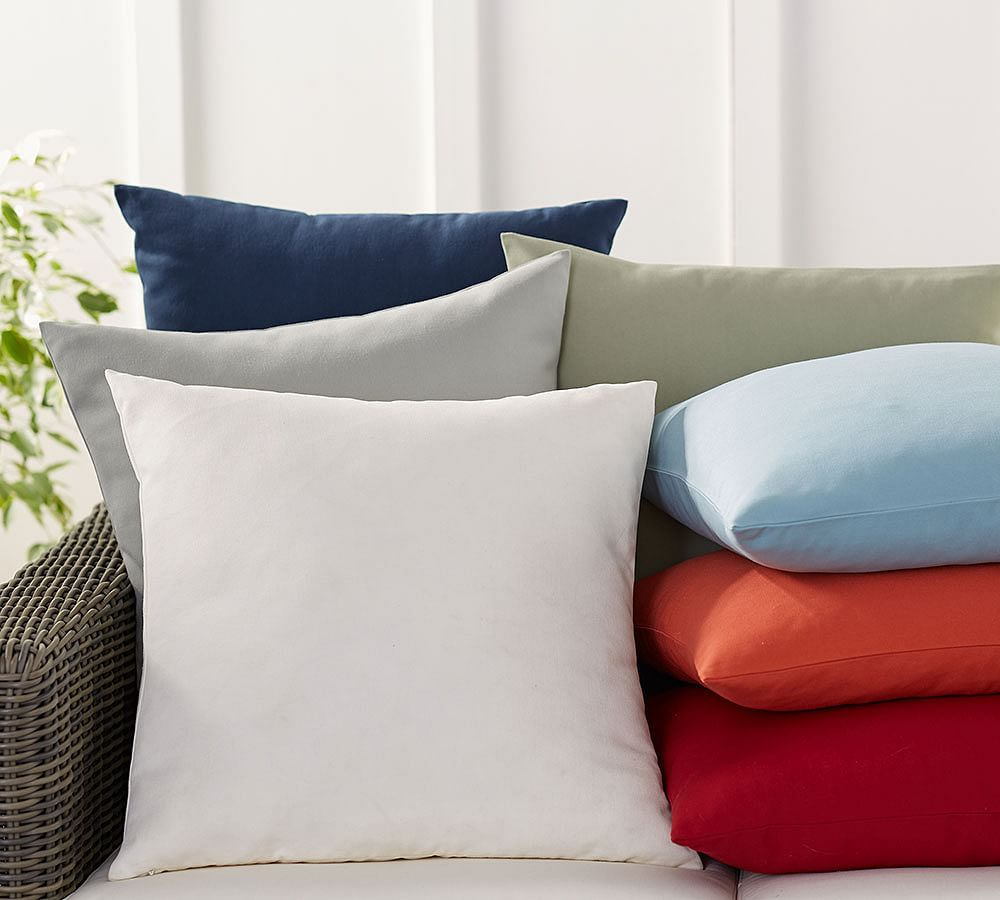 Pottery Barn Outdoor Pillows