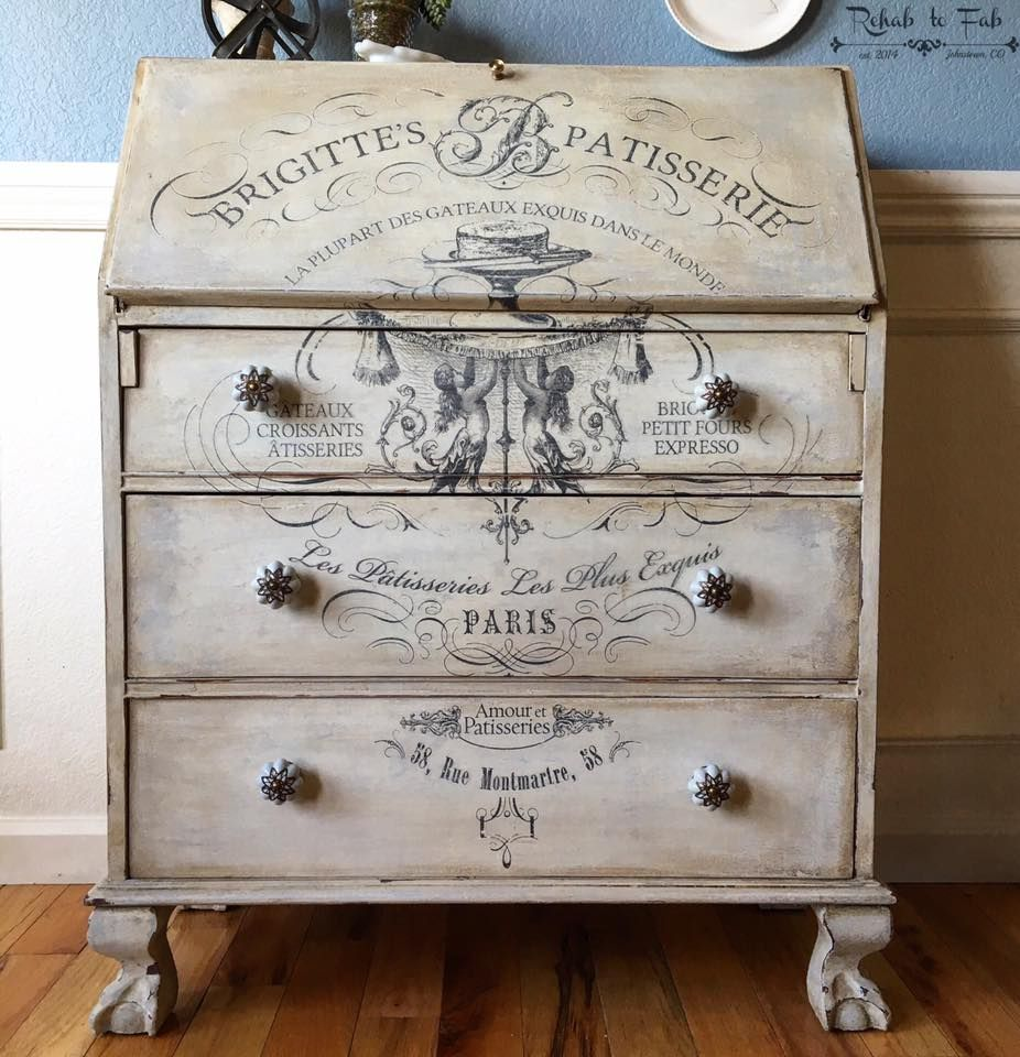 Rub On Transfers For Furniture
