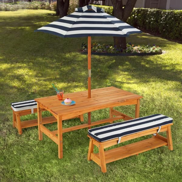Kids Outdoor Table And Chairs