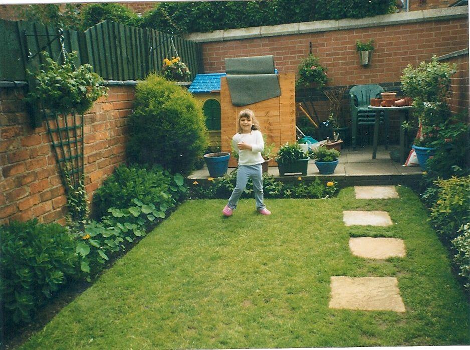 Budget Small Garden Ideas