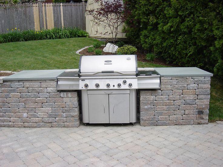 Built In Outdoor Grill