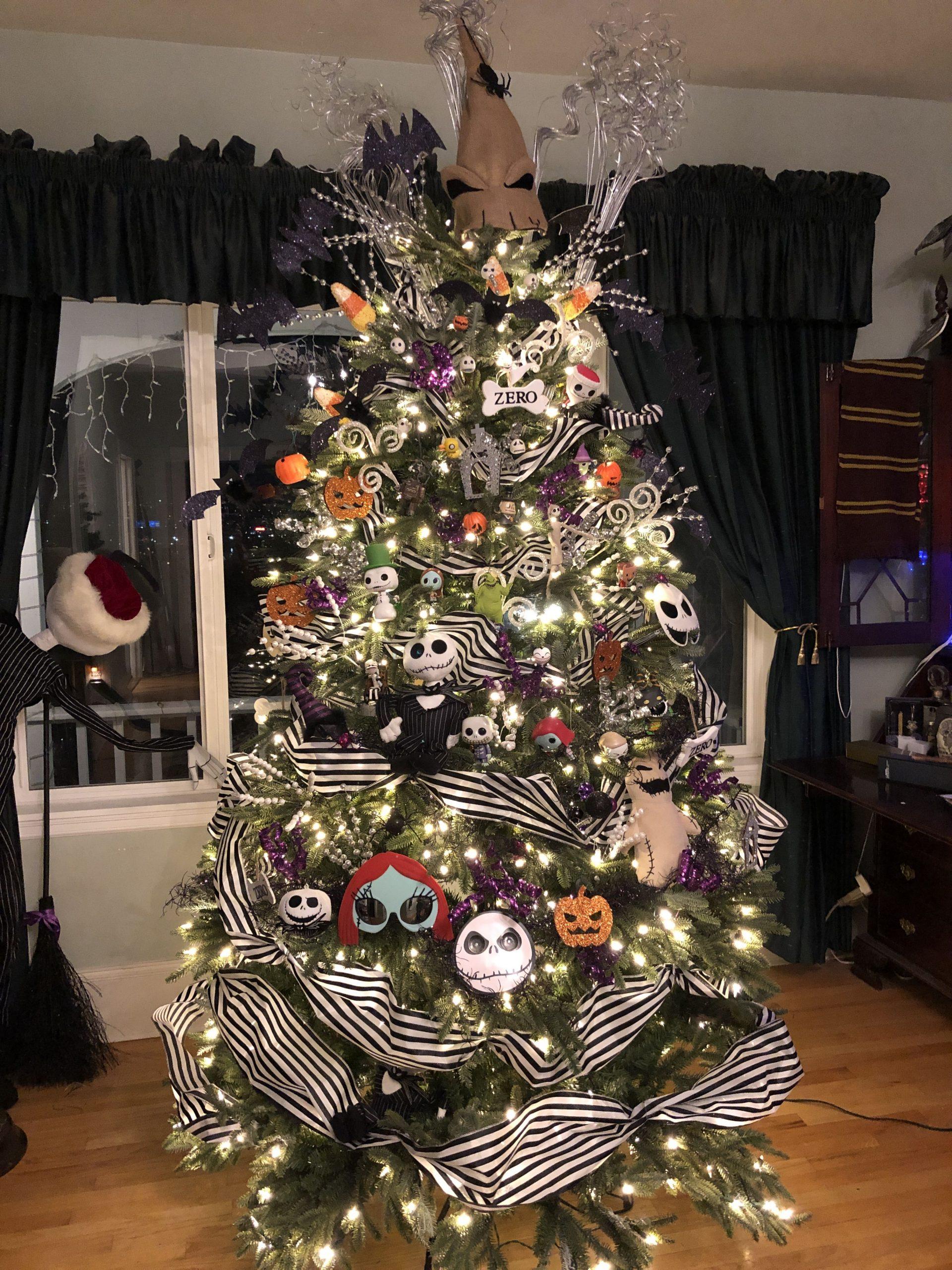 Nightmare Before Christmas Christmas Decorations