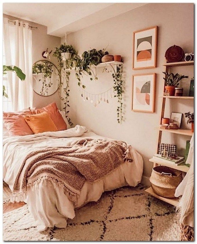 Boho Bedroom Decor