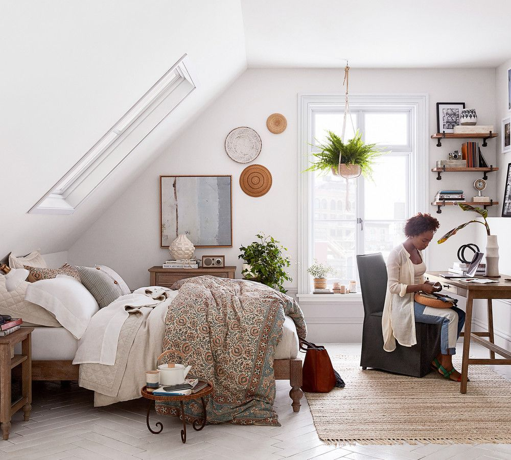 Pottery Barn Apartment