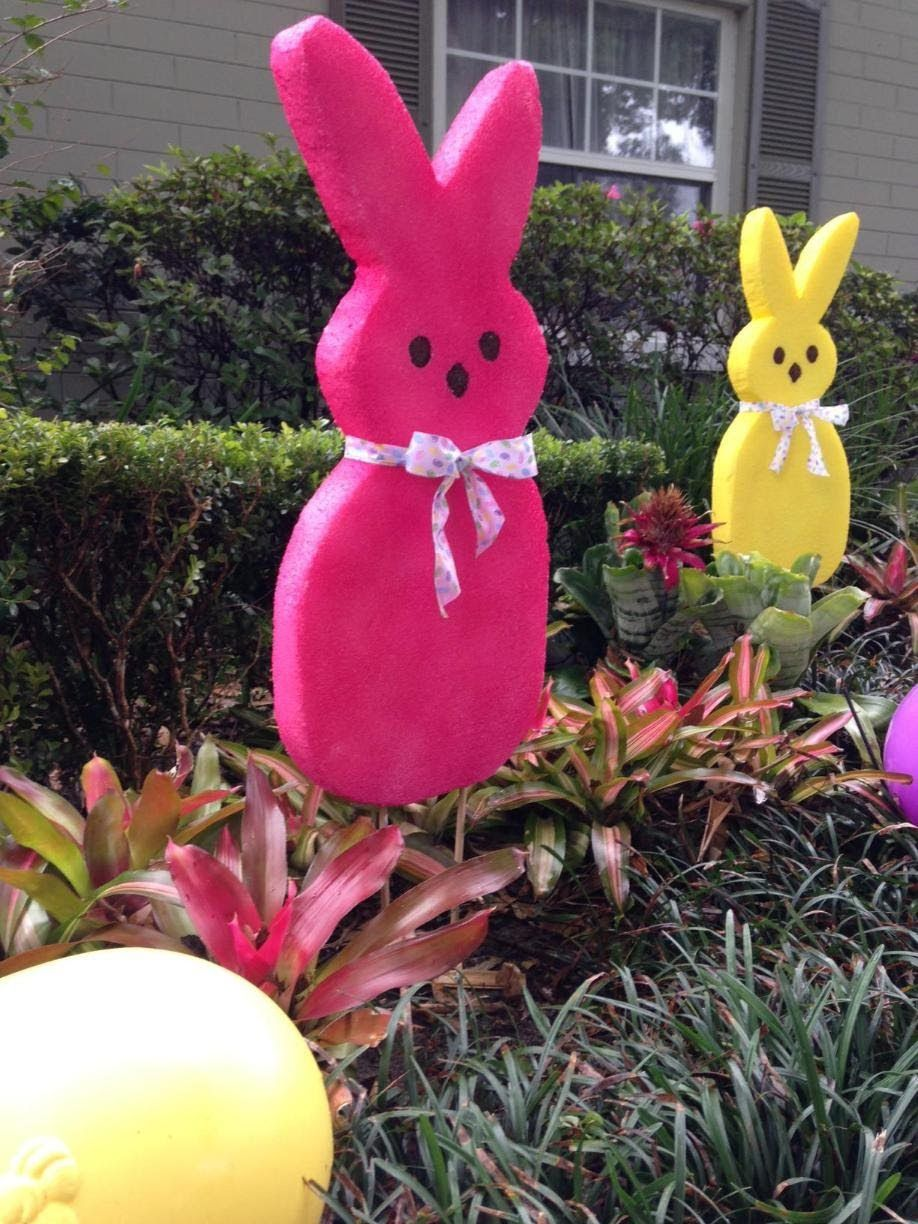 Large Outdoor Easter Decorations