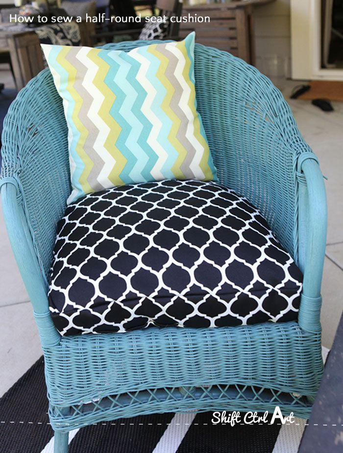 Outdoor Wicker Chair Cushions