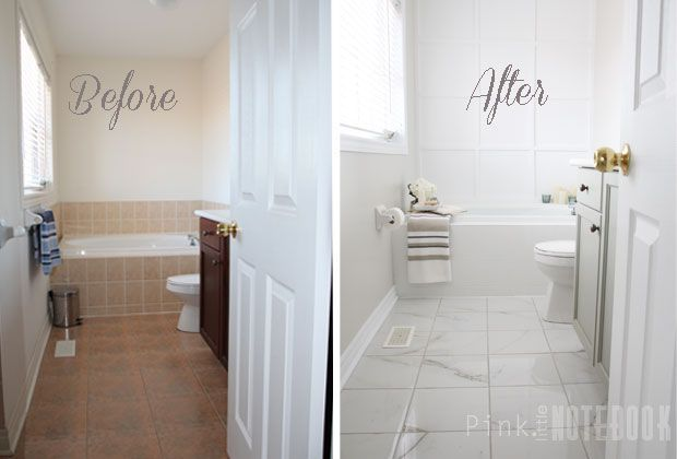 Bathroom Tile Paint