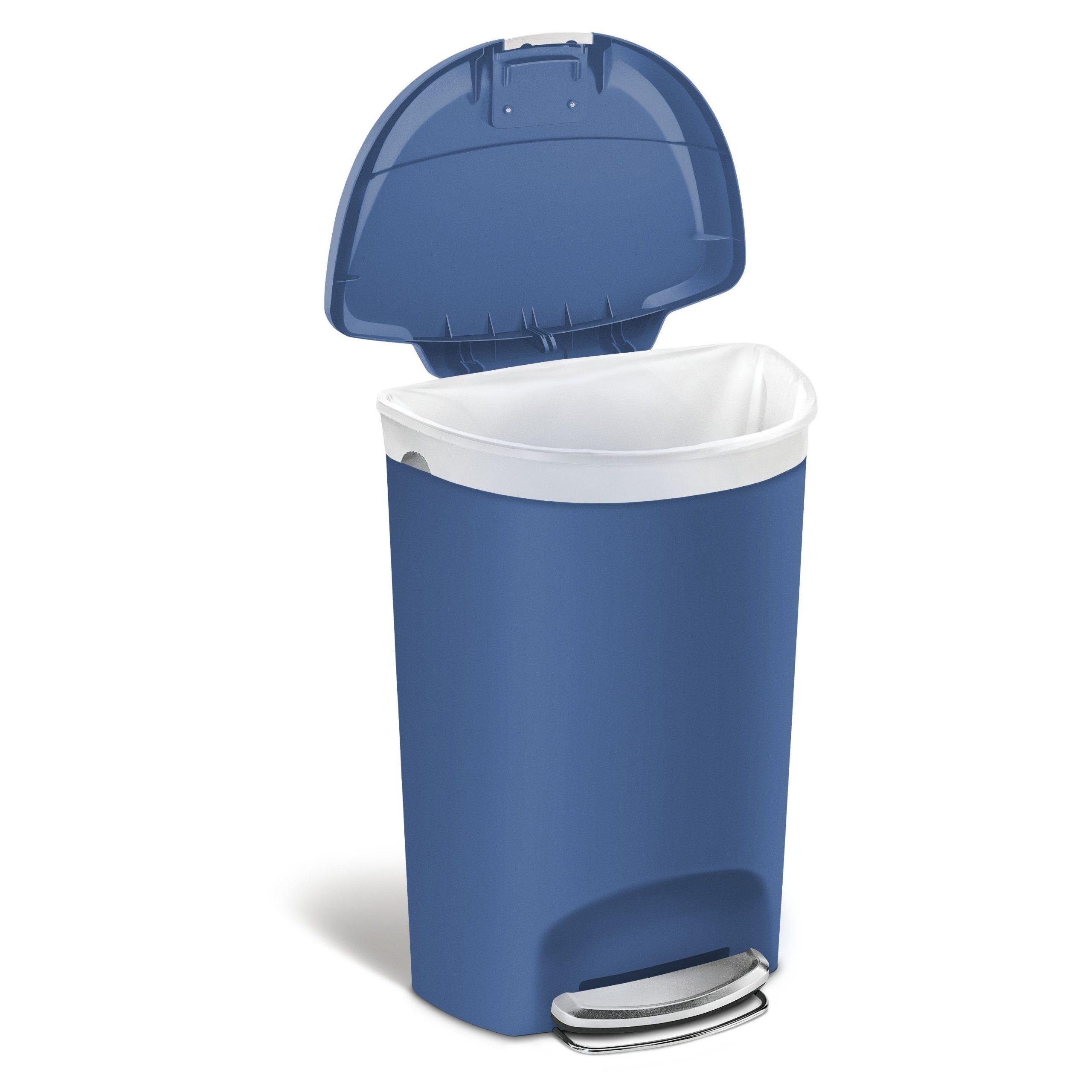 13 Gallon Kitchen Trash Can