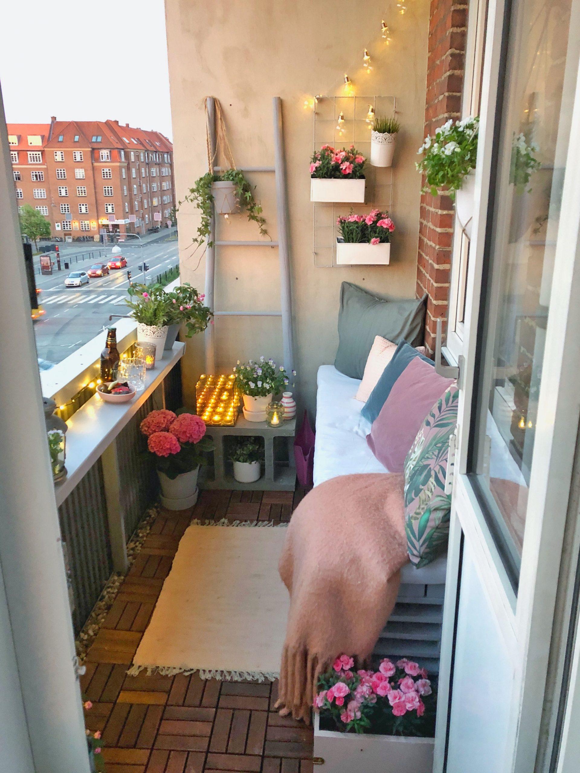 Apartment Balcony Ideas