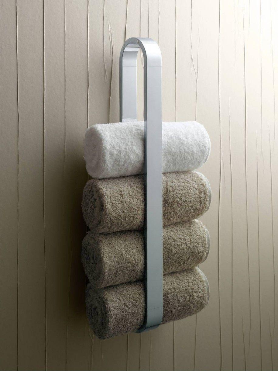 Bathroom Towel Racks
