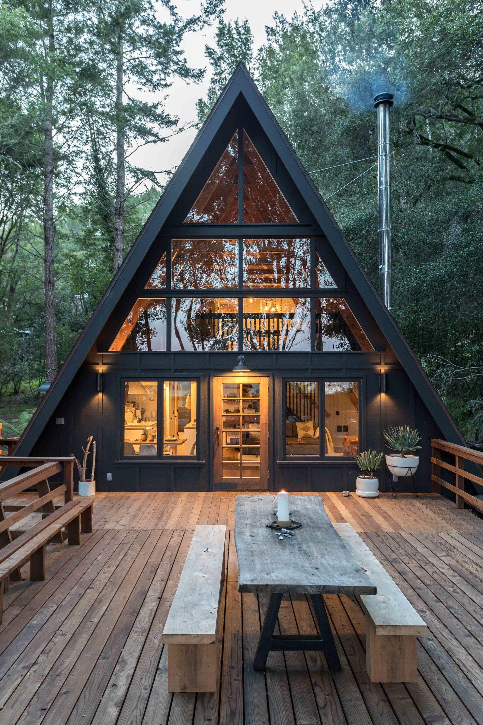 A Frame Home Designs