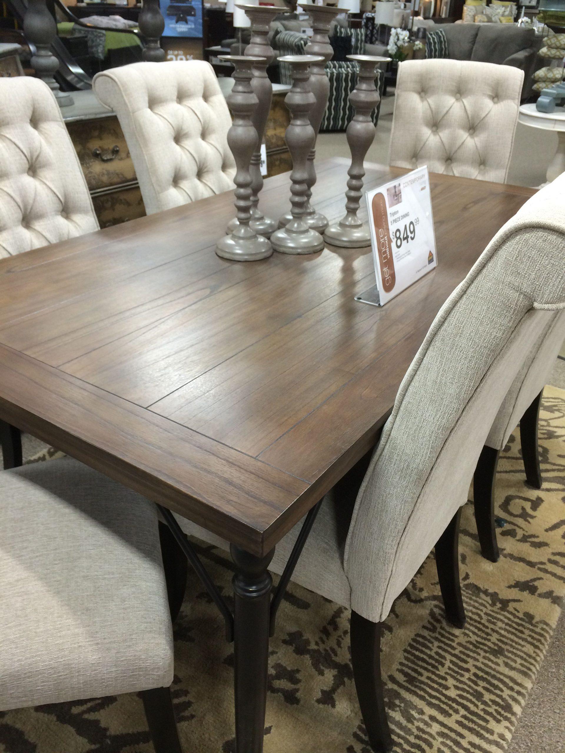 Ashley Furniture Dining Sets