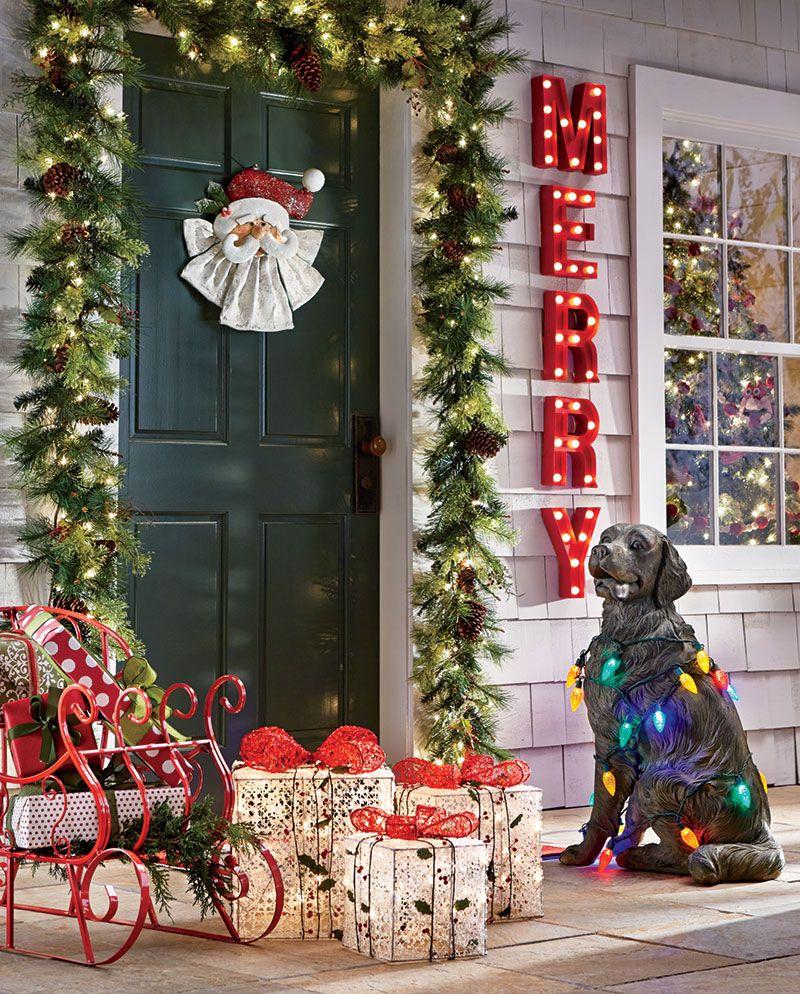 Christmas Decorating Yard Ideas