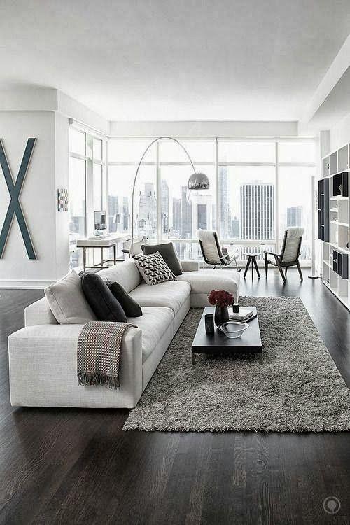 Modern Living Room Decor