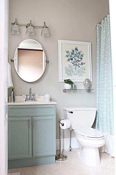 Small Bathroom Decor Ideas
