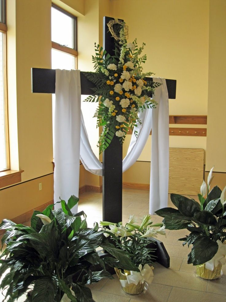 Easter Decoration Ideas For Church