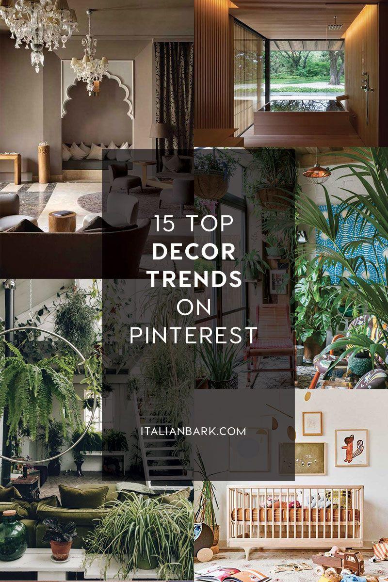 2021 Home Decor Trends