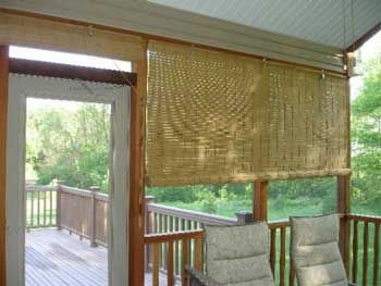Outdoor Blinds For Porch