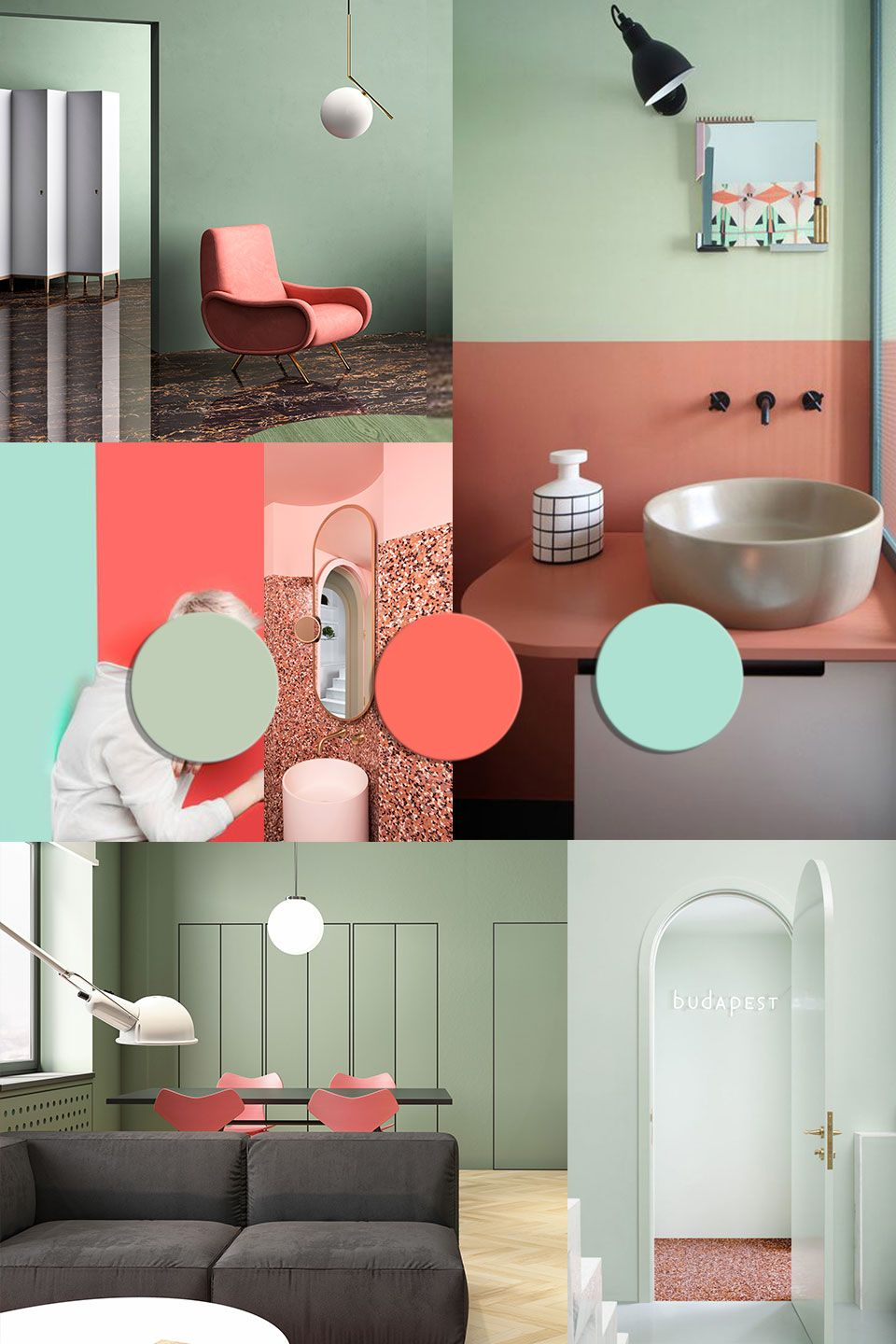 Home Decor Color Trends 2020