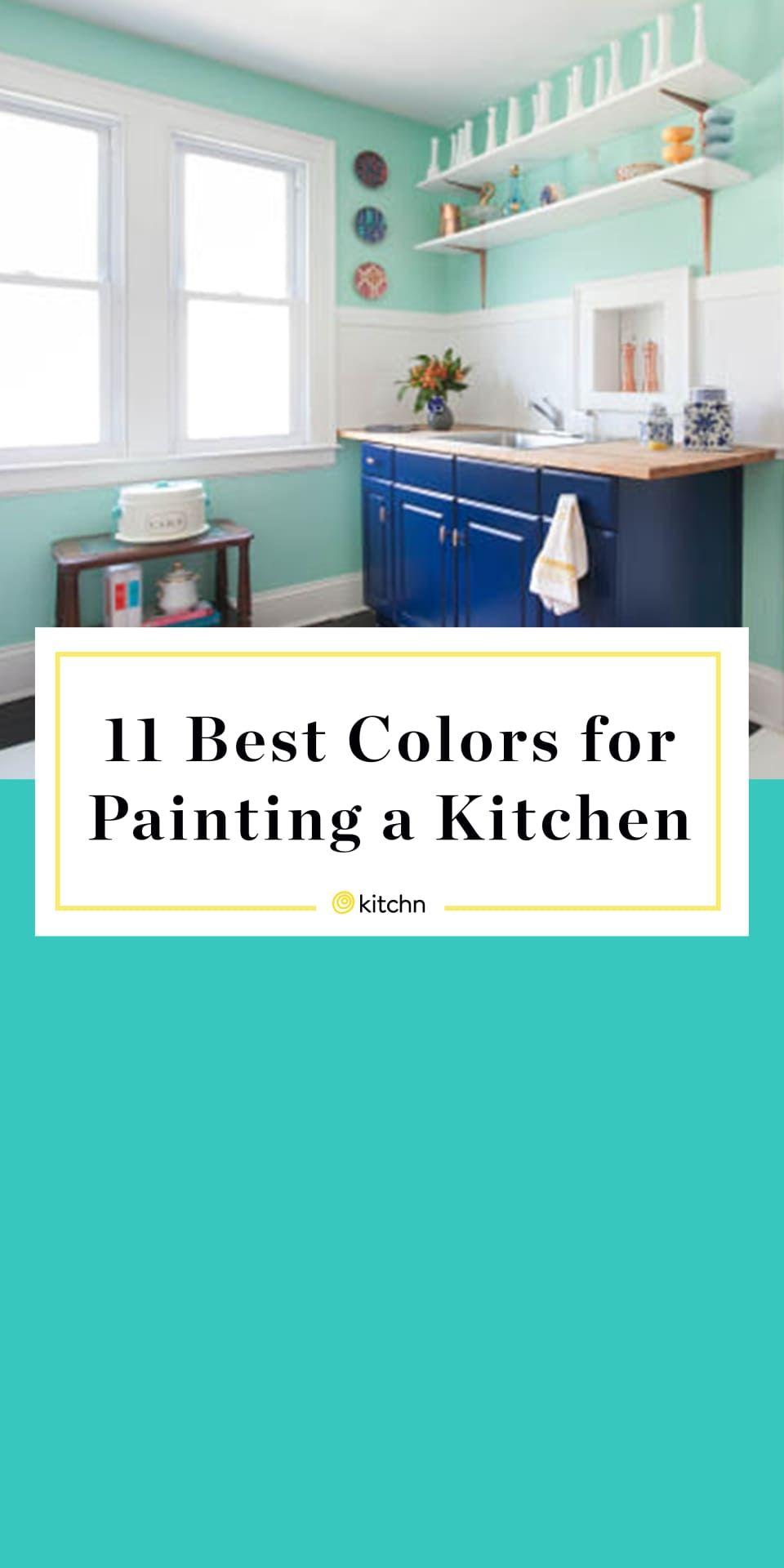 Best Color For Kitchen