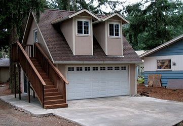 Garage Apartment Kits