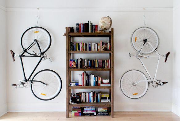 Apartment Bike Rack