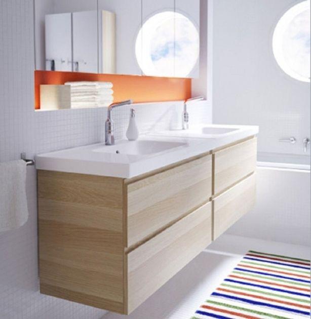 Ikea Bathroom Vanity