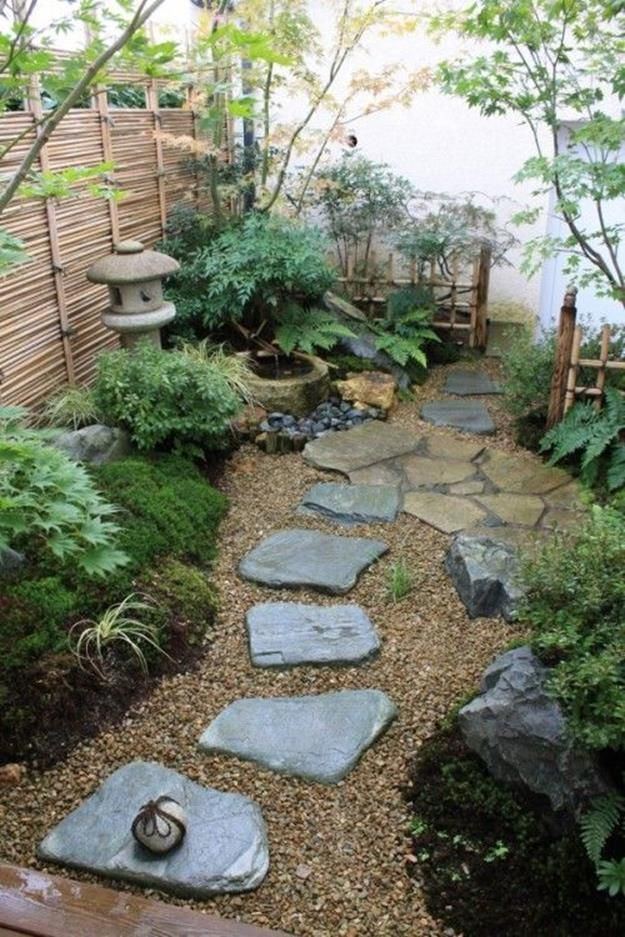 Backyard Zen Garden Ideas