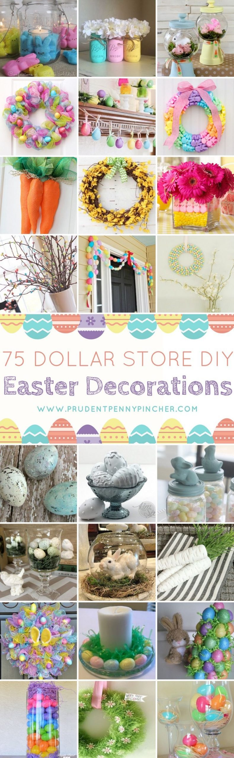 Dollar General Easter Decorations