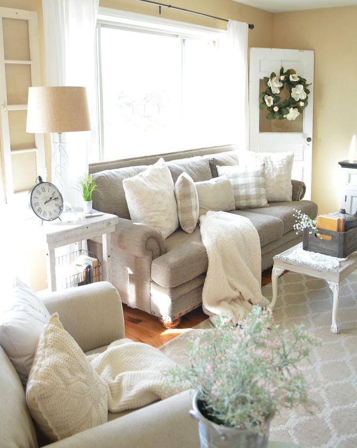 Farmhouse Living Room Furniture