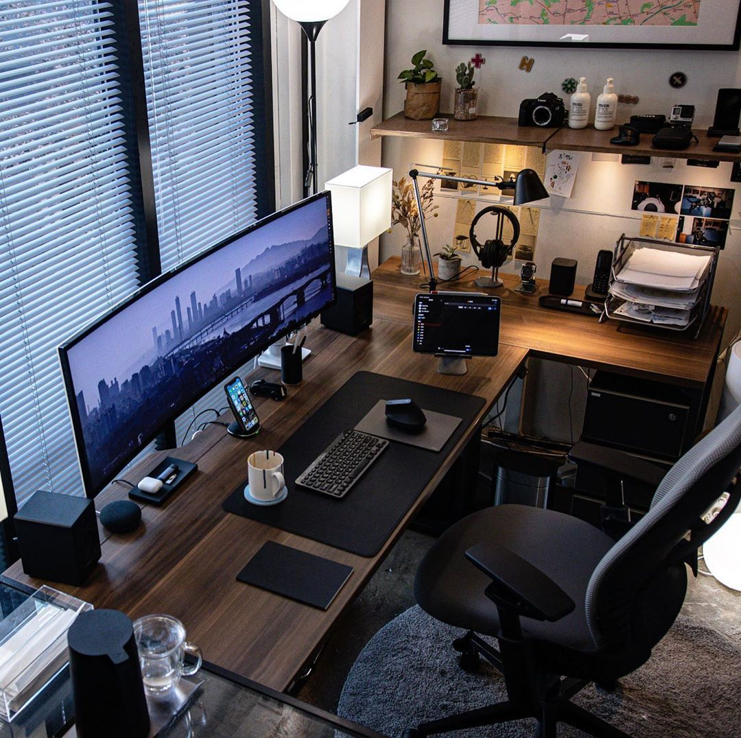 Best Home Office Setup