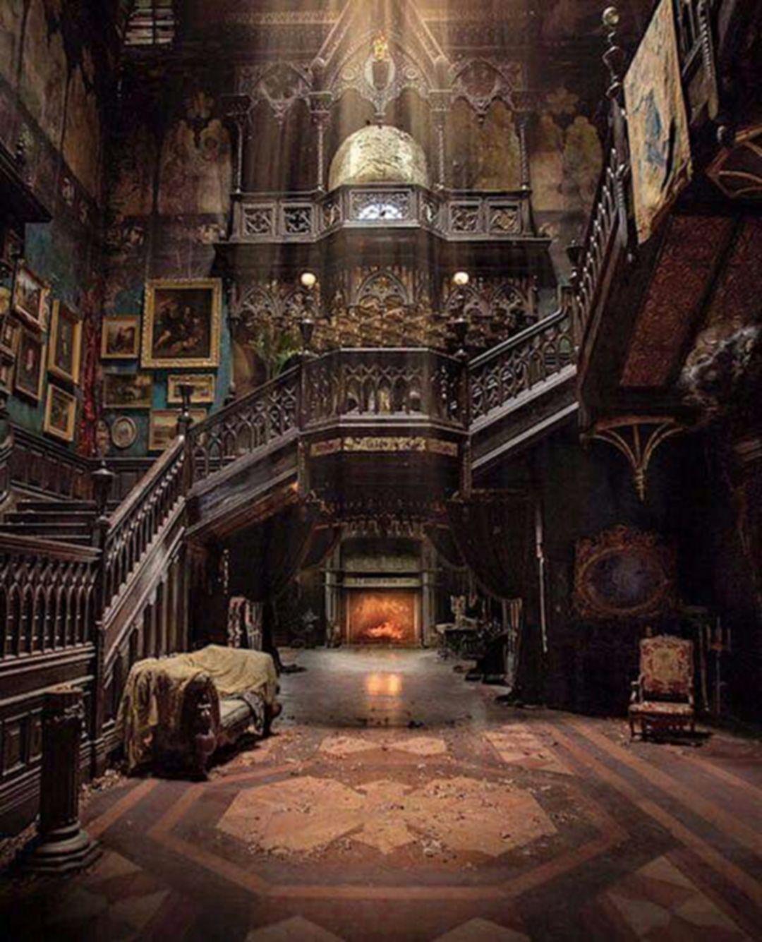 Victorian Gothic Home Decor