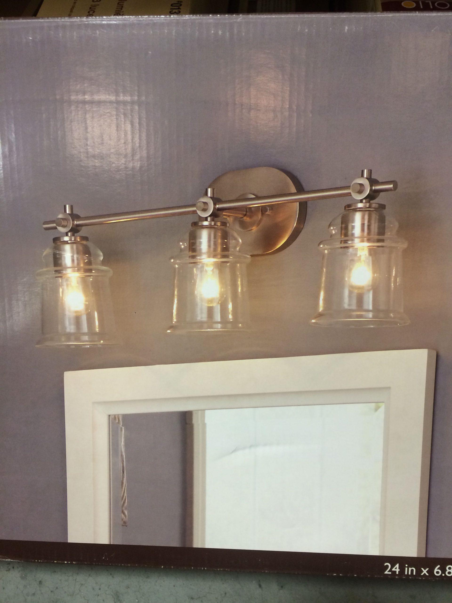 Lowes Bathroom Lighting