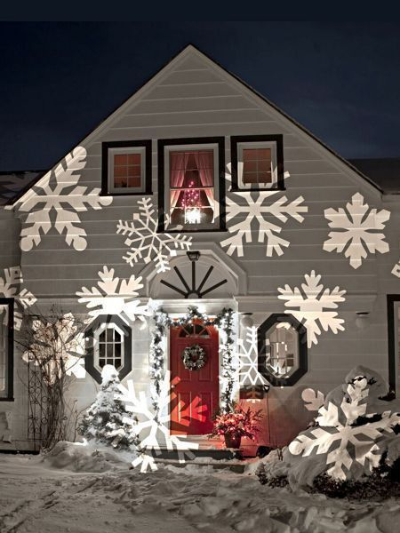 Christmas Projector Lights Outdoor