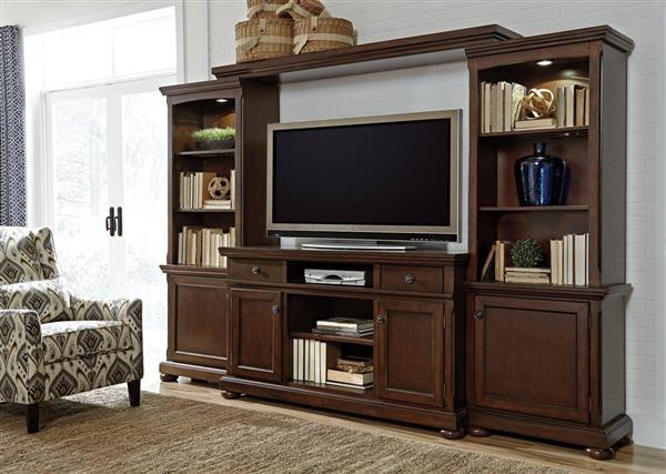 Ashley Furniture Entertainment Center