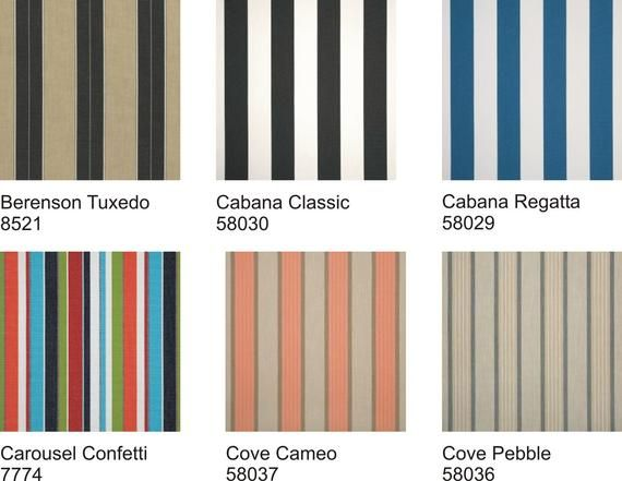 Outdoor Fabric By The Yard