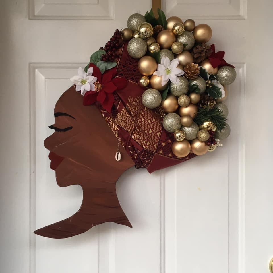 African American Christmas Decorations