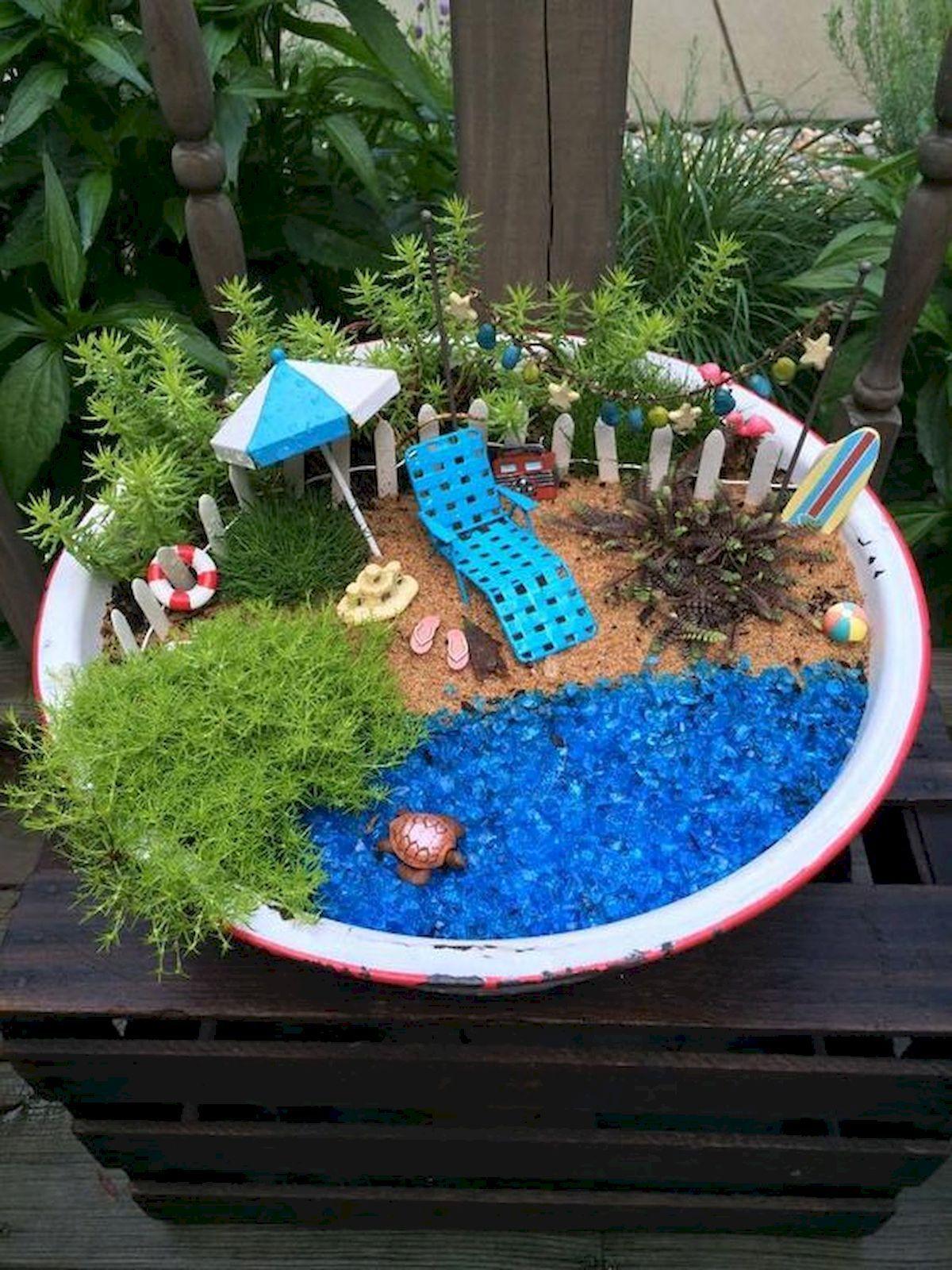 Fairy Garden Ideas For Kids