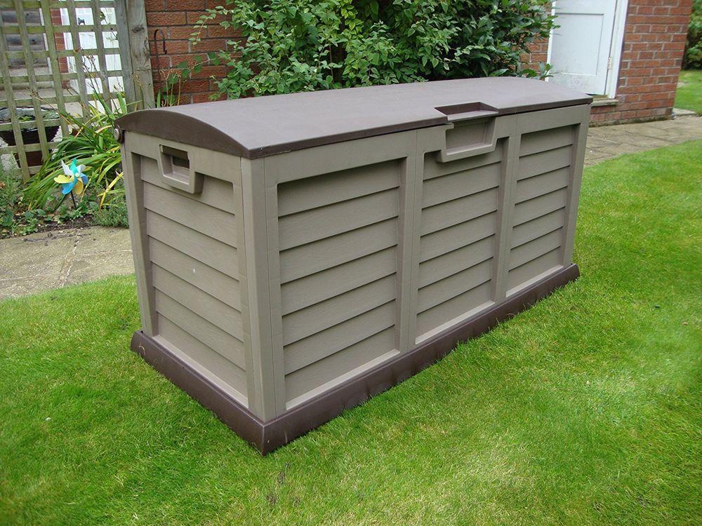 Waterproof Outdoor Storage Box