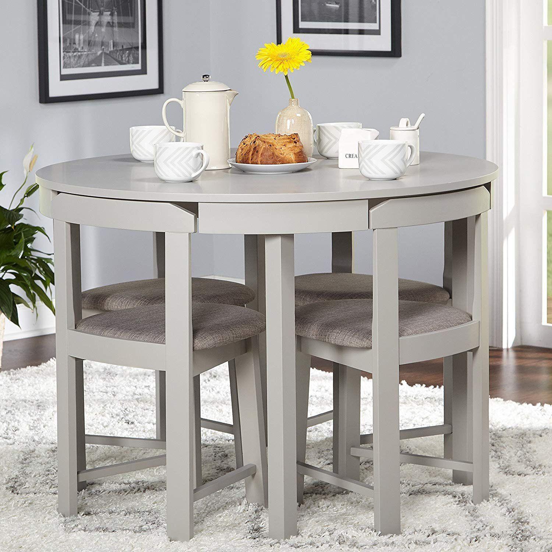 Small Round Kitchen Table