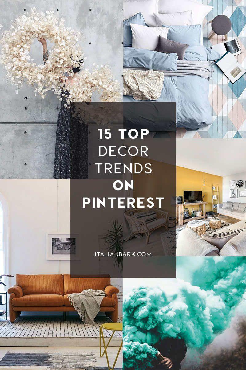 New Home Decor Trends