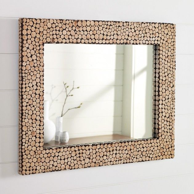 DIY Mirror Frame Decorating Ideas