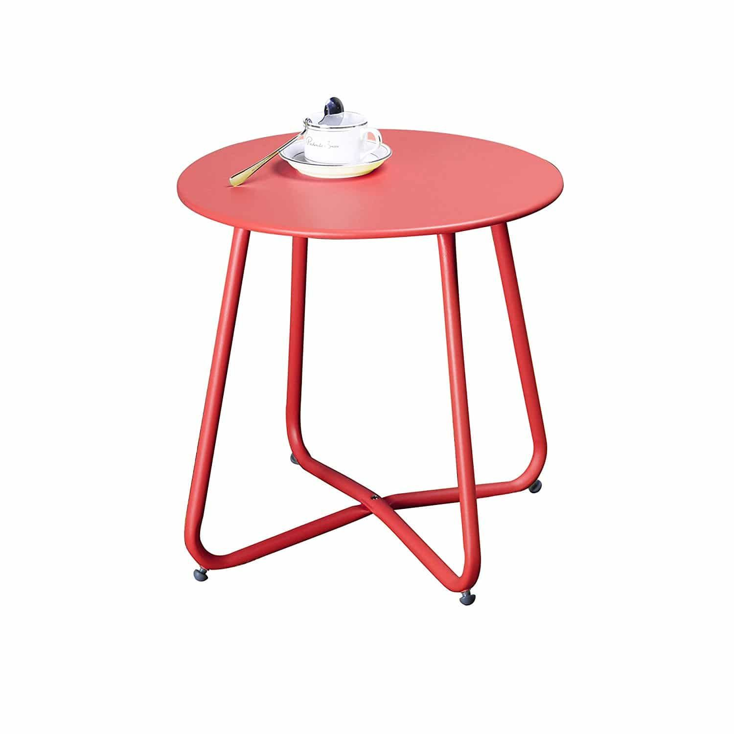 Small Outdoor Side Table