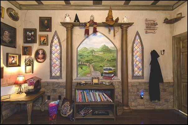 Harry Potter Home Decor