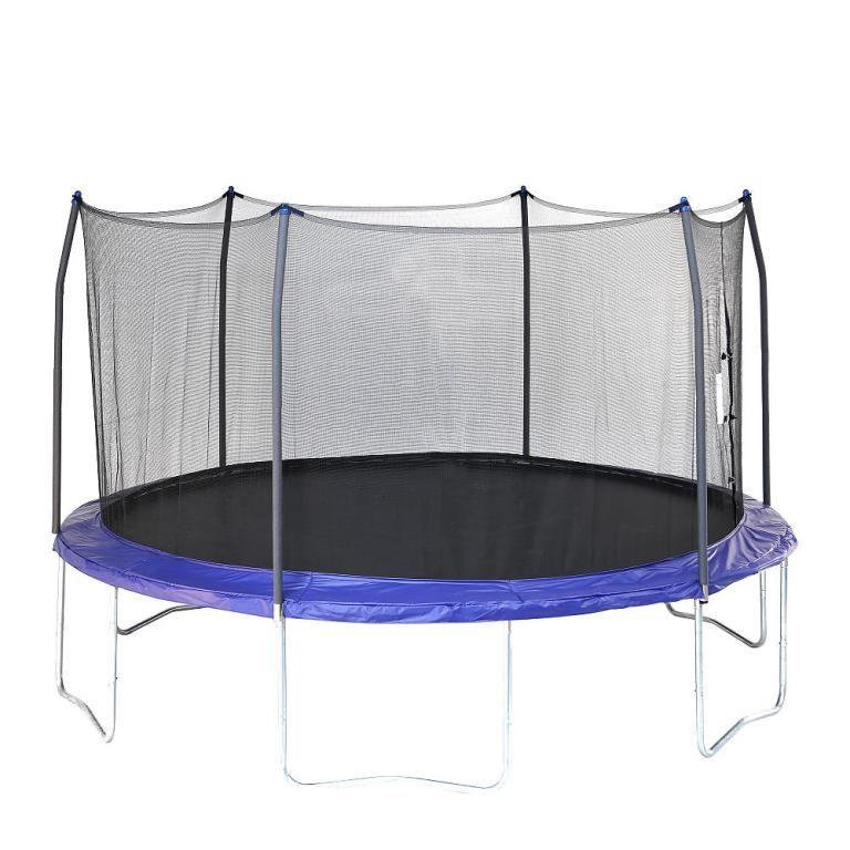 Outdoor Trampoline With Net