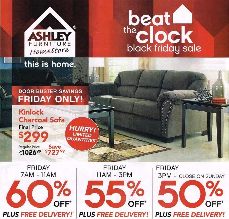 Ashley Furniture Black Friday